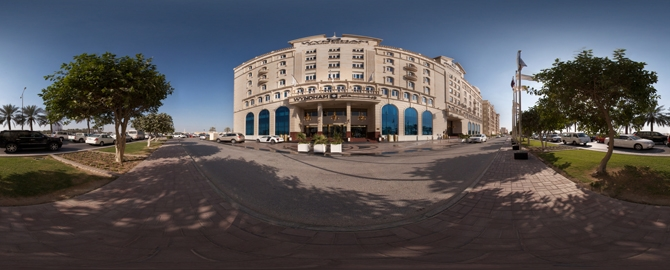 Wyndham Grand Regency, Doha, Qatar