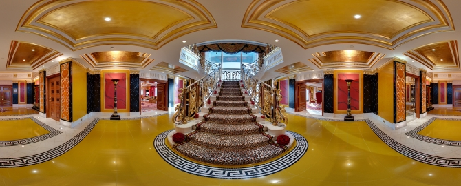 Burj Al Arab, Dubai - Royal Suite