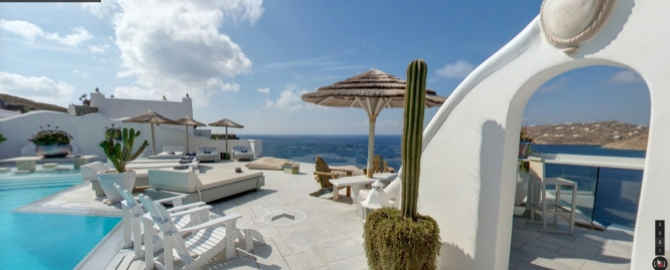 Greco Philia Luxury Suites, Mykonos, Greece